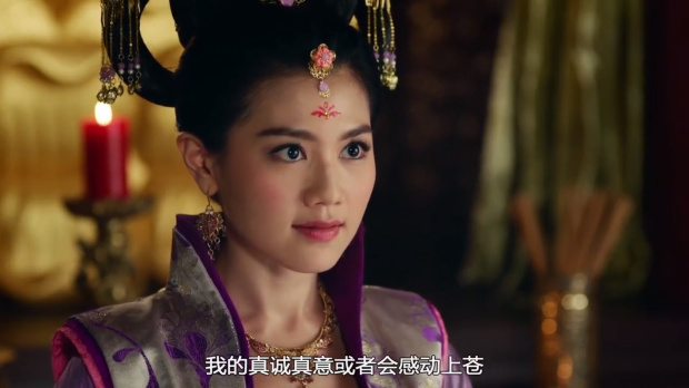 """Trịnh Chiêu Nghi """"hết lòng hết dạ"""" với người chị em tốt Nguyên Nguyệt - công chúa Linh Lung (Lưu Tâm Du)"""