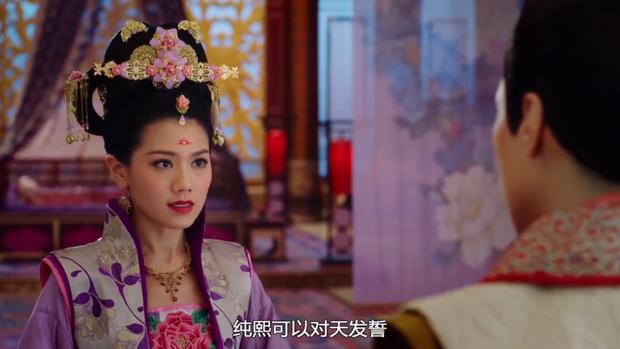 Trịnh Chiêu Nghi quá yêu Lý Long Cơ và hết mực tôn sùng đấng quân vương này dù không phải lúc nào nàng cũng được chàng sủng ái và tin tưởng