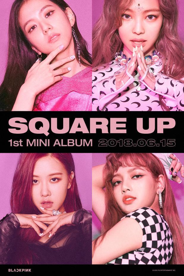 See U Later nằm trong album Square Up được BlackPink ra mắt ngày 15/6 vừa qua.