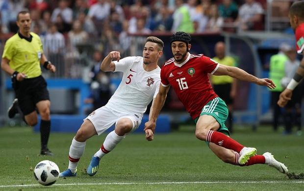 Đội tuyển Ma rốc không được áp dụng công nghệ VAR. Ảnh: Fifa.com.
