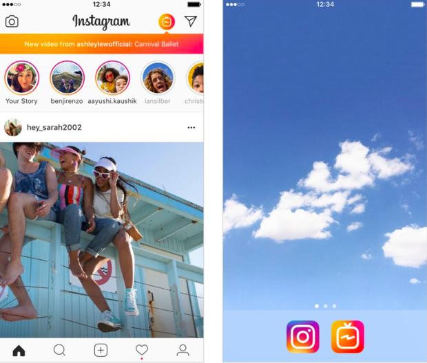 Instagram vừa ra mắt một ứng dụng video mới tinh và siêu hấp dẫn, bạn đã tải về chưa?