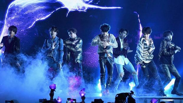 BTS có màn comeback thành công với ca khúc Fake Love.