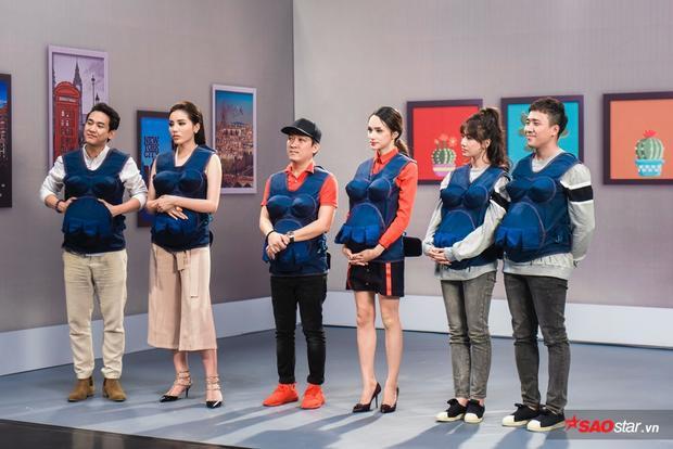 Chiến thắng ở thử thách Phòng cháy chữa cháygiúp đội Song Giang giành được quyền ưu tiên từ chương trình.