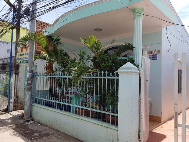 Ngôi nhà xảy ra vụ án (Nguồn: Vietnamnet)