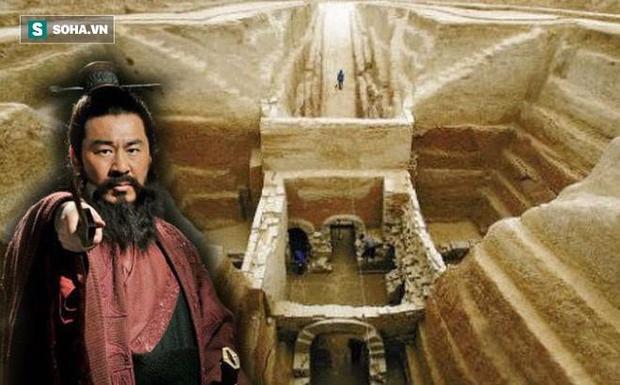 Tào Tháo thậm chí còn nuôi cả một đội quân chuyên trộm mộ dưới trướng mình. (Ảnh minh họa).