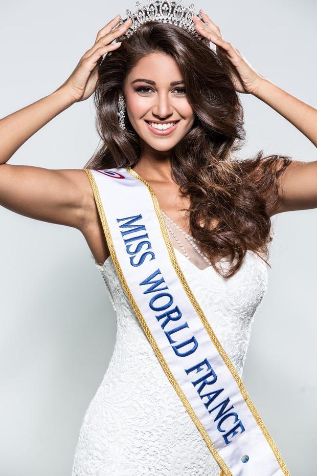 Aurore Kichenin (Pháp) - top 5 Miss World - Hoa hậu thế giới 2017.