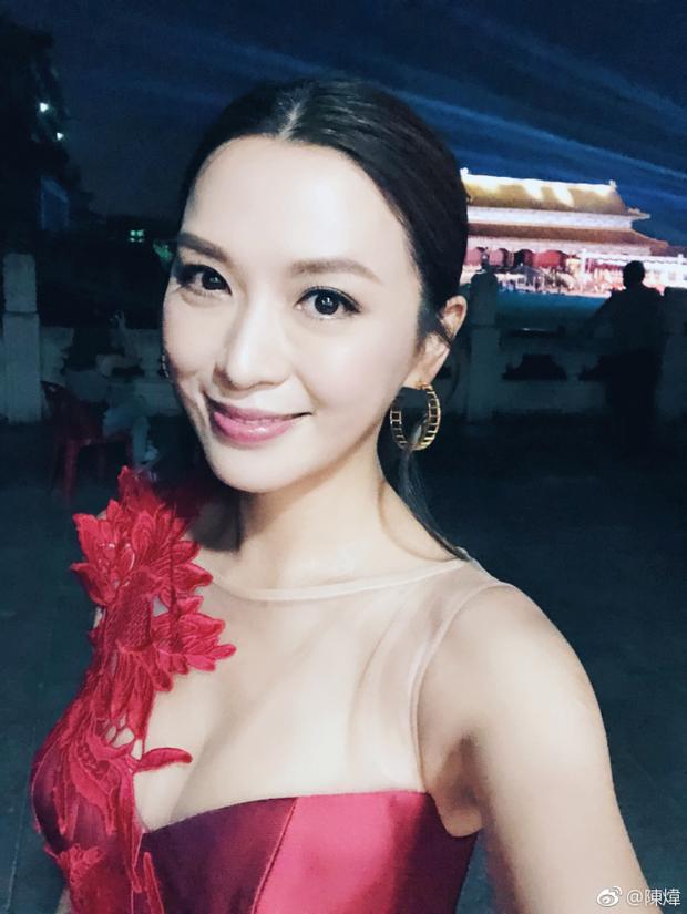 Fan TVB thích thú khi Thái Bình công chúa Trần Vỹ chia sẻ hình ảnh quá trình dậy thì thành công
