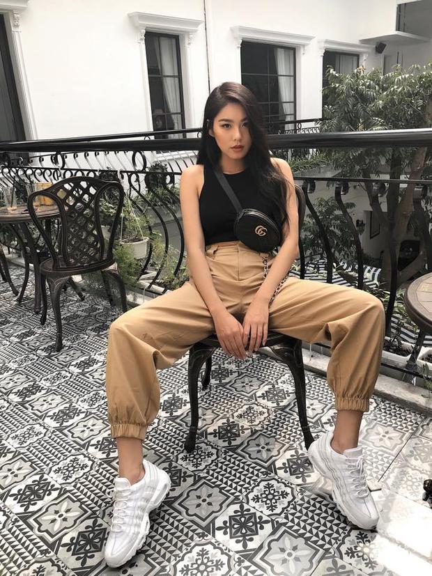 Thảo Nhi là cái tên mới trong Hội con nhà giàu Việt Nam nhưng nhanh chóng gây sự chú ý bởi gu thời trang thời thượng.