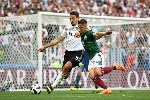 Hummels bị dính chấn thương trong lúc tập luyện, có thể vắng trận gặp Thụy Điển. Ảnh: FIFA