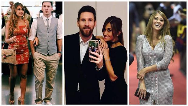 Bị cả thế giới quay lưng thì đã sao? Messi vẫn luôn có một cô vợ xinh đẹp, nóng bỏng ở bên cạnh