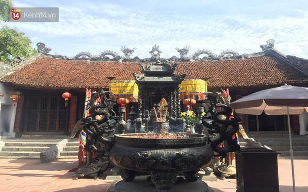 Đền Trần - địa danh nổi tiếng linh thiêng về khoa cử từ sớm đã nghi ngút khói hương