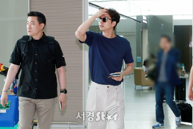 Sức hút khó cưỡng của chú Gong Yoo, hẳn là chị em phụ nữ sẽ loạn nhịp.