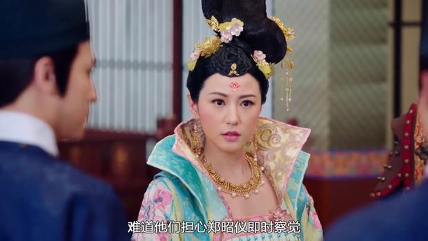 Nguyên Nguyệt đến Long Vũ Quân để theo dõi cuộc điều tra vụ Trịnh Chiêu nghi suýt bị thiêu chết