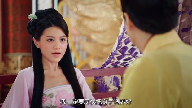 Lòng dạ đàn bà hẹp hòi đã khiến hoàng hậu ra tay ngày càng tàn nhẫn với Trịnh Chiêu nghi ngây thơ, đơn thuần.