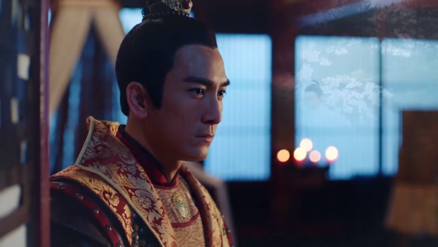 Nhậm Tam Thứ bắt đầu nghi ngờ hoàng hậu khi Nam Cung Ti thiết tiết lộ manh mối hoàng hậu muốn đem phơi cầm phổ của nhạc sư Tây Hán trước khi vụ cháy diễn ra…