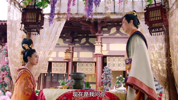 Nghe Long Vũ Quân bẩm báo, Lý Long Cơ nửa tin nửa ngờ hung thủ giấu mặt là hoàng hậu mình luôn thương yêu. Vì thế Tam Lang muốn ba mặt một lời cùng Trân nhi.