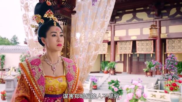 Hoàng hậu quyết liệt chối bỏ trước những lời lẽ buộc tội của Tam Lang.