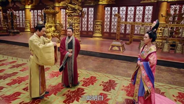 Nhưng lòng Thái Thượng hoàng nghiêng về phía hoàng muội nên ông ra lệnh cho Tam Lang phải kết án trong vòng bảy ngày.