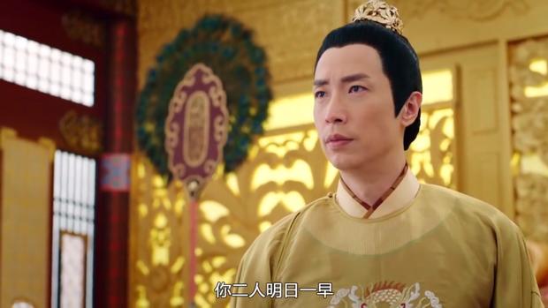 Lý Long Cơ vì đại nghiêp đế vương và cũng vì bảo vệ hoàng hậu nên đành hạ lệnh cho Long Vũ Quân đến Thượng cung cục bắt người.