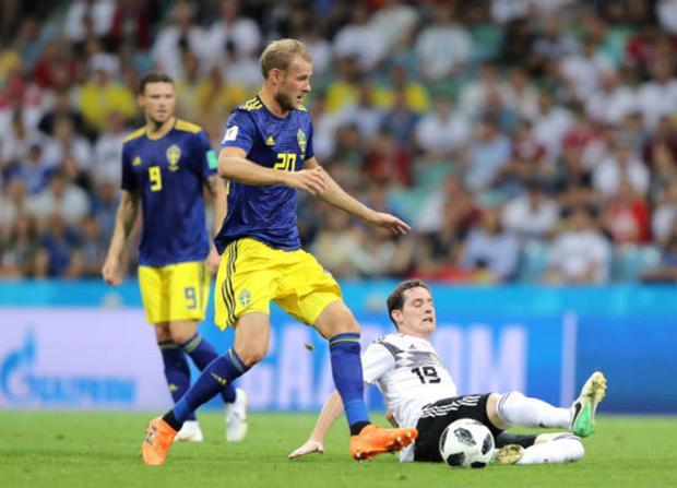 Rạng sáng nay, đội tuyển Đức đã có màn lội ngược dòng ngoạn mục khi đánh bại Thụy Điển với tỷ số 2-1 tại lượt trận thứ 2, vòng bảng World Cup 2018.