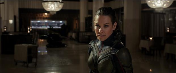 Clip mới của Ant-man 2 tiết lộ mối liên kết với Avengers 4 và vai trò của Chiến binh Ong