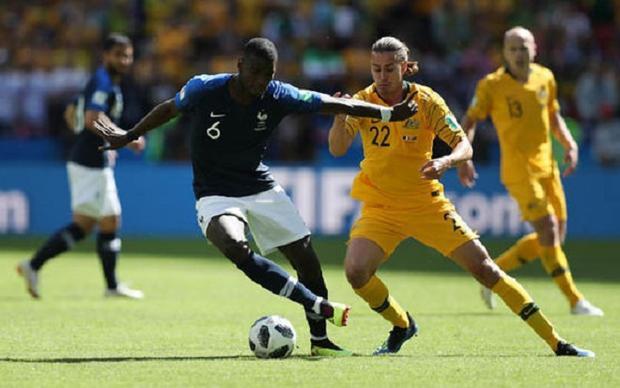 Pogba quyết định từ giã sự nghiệp thi đấu quốc tế. Ảnh: Express.