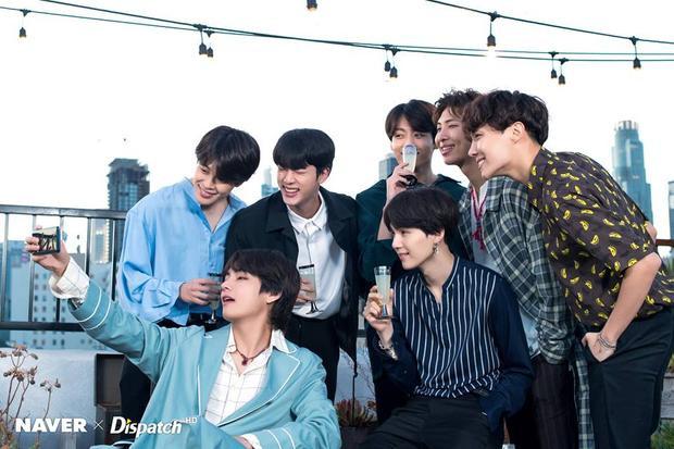 Giành đến 4 giải tại Disney Radio Music Awards: Thành công của BTS không thể có điểm dừng?