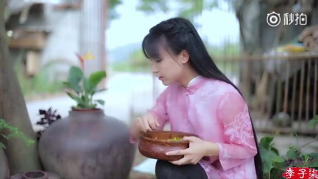 Những video về cuộc sống thường nhật nơi cô chế biến những món ăn từ những thực phẩm do chính cô làm ra hay có xung quanh nơi cô sống trở thành ước muốn của hàng triệu người.