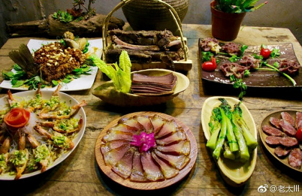 Người ta nhắc nhiều đến món ăn của cô còn nơi ở của Lý Tử Thất thế nào?