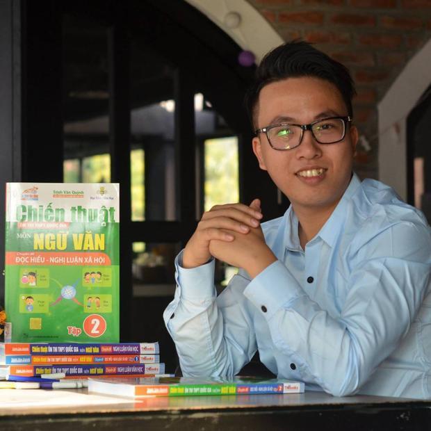 Thầy giáo Trịnh Quỳnh rất tự tin với nhận định của mình năm nay