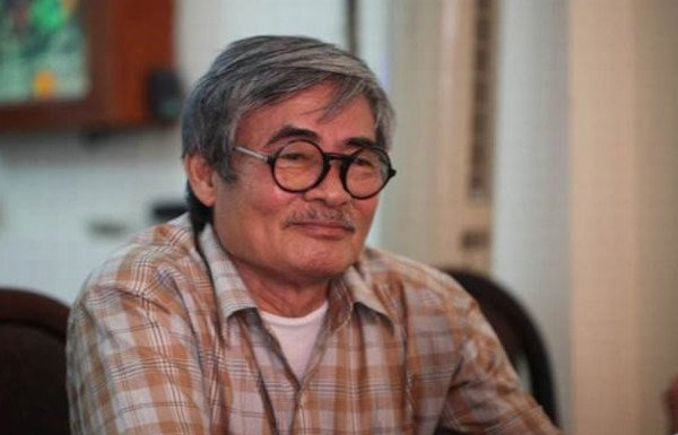Nhà thơ Nguyễn Duy (Ảnh:CAND)