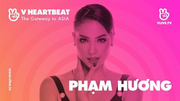 Hé lộ dàn sao khủng đổ bộ thảm đỏ V Heartbeat tại Việt Nam vào đầu tháng 7