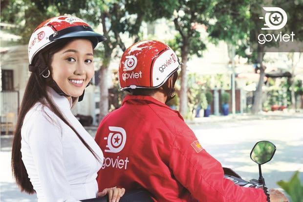 Dịch vụ gọi xe 2 bánh của Go-Viet.