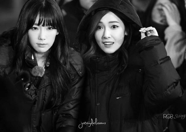 TaengSic là tên couple mà fan đặt cho 2 cô nàng.