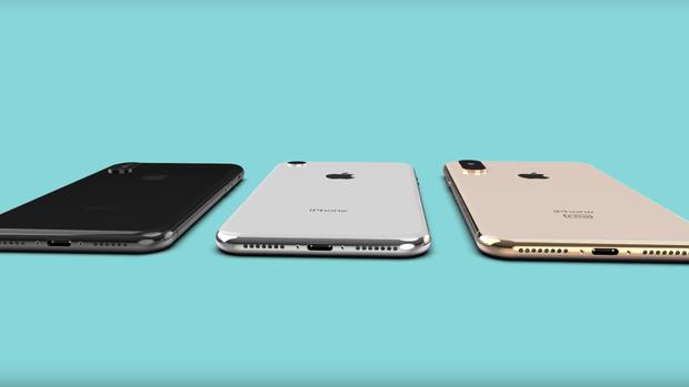 Phiên bản iPhone màn hình 5,8 inch kế nhiệm iPhone X với màn hình OLED có thể có giá từ 800 USD đến 900 USD.