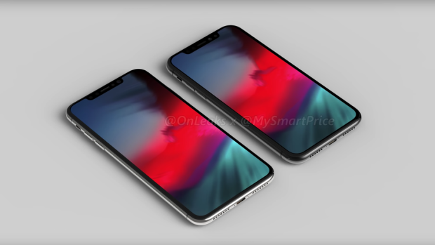 Những chiếc iPhone trong năm 2018 vẫn có có khung viền cấu thành từ nhôm hoặc thép không gỉ tuỳ phiên bản, bên cạnh đó là mặt lưng tráng kính.