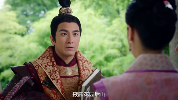 Tập 26 Thâm cung kế: Không nhọ như Em gái mưa, Cam Nhược Thiên cuối cùng cũng thoát kiếp huynh muội