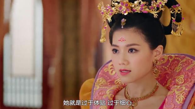 Trịnh Chiêu Nghi to tiếng chất vấn cửu mẫu dám lợi dụng cả cháu mình để thăm dò đường đi nước bước của Lý Long Cơ