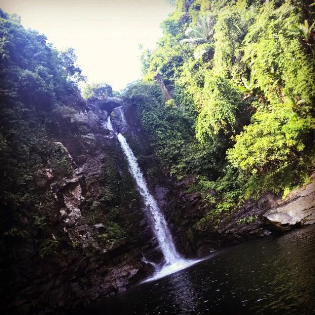 Giếng Trời mang một vẻ đẹp hoang sơ và đây trở thành một địa điểm được giới trẻ yêu thích khám phá ghé đến. @huro06