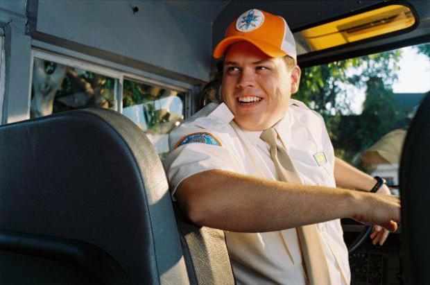 """Cũng trong Sky High, tài xế xe buýt Ron Wilson lại là một """"đoá hoa không bao giờ nở""""."""
