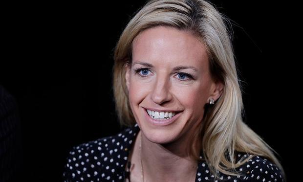 Aly Wagner là cựu cầu thủ và nay là một bình luận viên bóng đá nổi tiếng của Mỹ. Cô từngbình luận giải World Cup của nữ năm 2015 và là chuyên gia phân tích các trận đấu ở giải vô địch bóng đá quốc gia Mỹ năm 2017 và 2018. Ảnh: USA Today