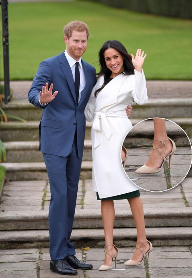 Ẩn sau việc luôn mang giày rộng của công nương Meghan Markle là bí mật thời trang mà phái đẹp nào cũng nên học theo.