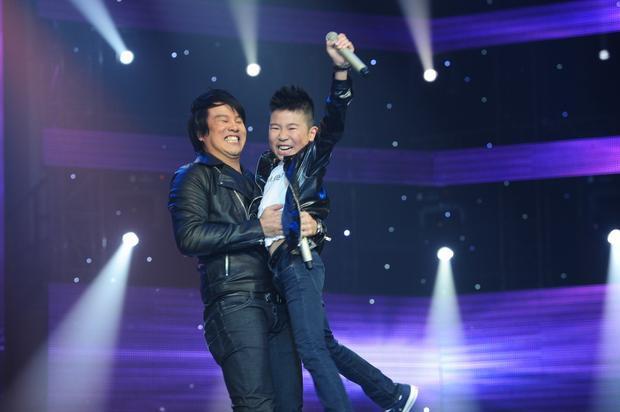 Ngọc Duy (Á quân The Voice Kids 2013):Ngọc Duy là thí sinh của đội Thanh Bùi, cậu bé ngày nào từng chiếm được rất nhiều tình cảm của công chúng bởi giọng hát trong trẻo lẫn tính cách hồn nhiên, tinh nghịch đúng lứa tuổi.