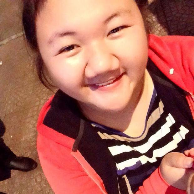 Minh Châu đã quen nhiều với việc bị mọi người chê béo.