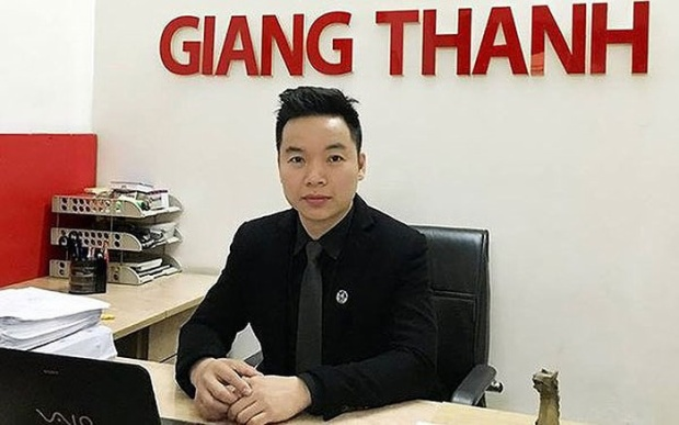 Luật sư Giang Hồng Thanh