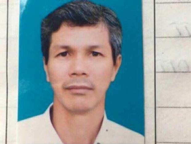 Thầy giáo Nguyễn Anh Lân đã được người thân đưa về nhà sau nhiều ngày mất tích. Ảnh: Người Lao Động.