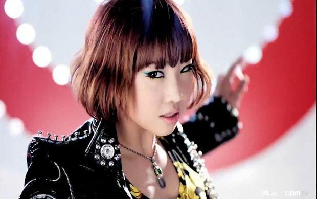 Hình ảnh hiện tại càng khiến fan nuối tiếc về Minzy của 2NE1 một thời