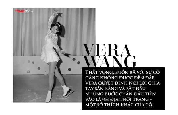 Vera Wang bà tiên của các cô dâu nhưng hạnh phúc của mình lại chẳng tày ngang
