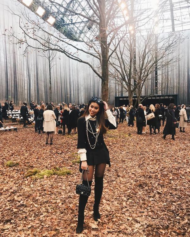 Sành điệu khi tham gia một Fashion show ở giữa lòng kinh đô Paris