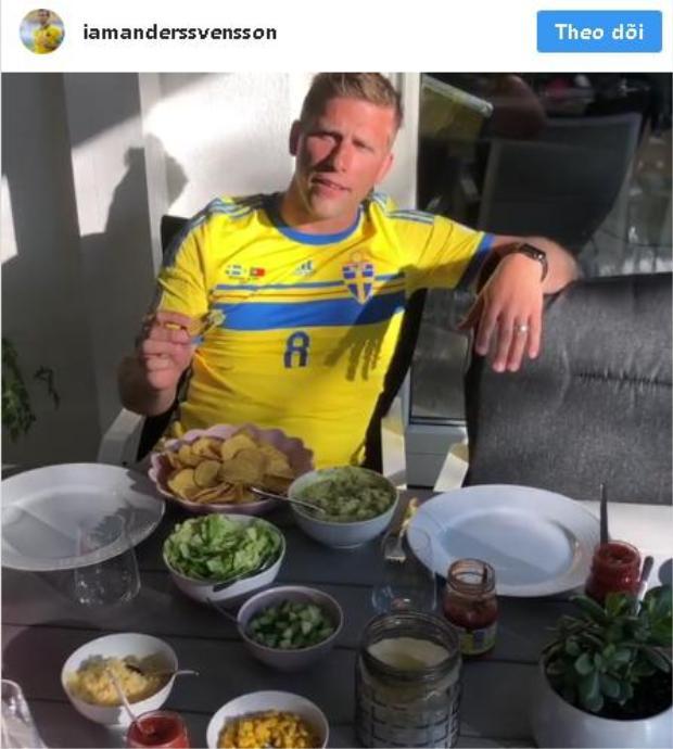 World Cup: Cựu cầu thủ Thụy Điển thề bỏ món Mexico yêu thích nếu đội nhà thua